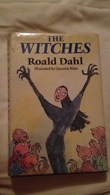 The Witches - Roald Dahl FIRST EDITION & First Print