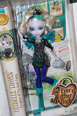 Ever After High, faybelle thron, Doll, puppe,