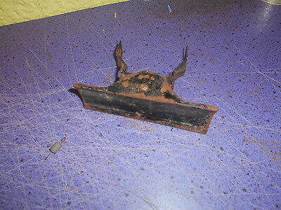 tonka jeep snow plow with spring for parts