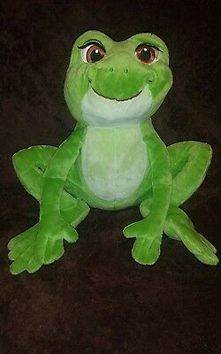 """14"""" Disney store exclusive stamped plush Tiana Princess and the Frog"""