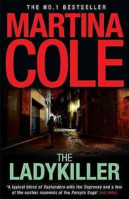 The Ladykiller by Martina Cole Brand New Paperback Fast Post 9780755372133