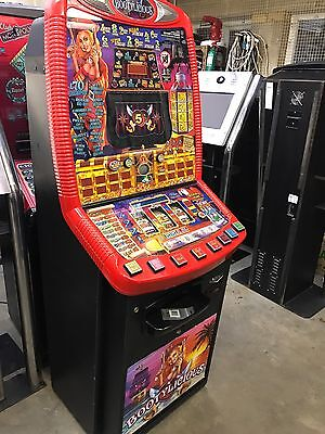 Barcrest,bootylicious Fruit Machine,£70 Jackpot,note Acceptor, Man Cave Home Bar