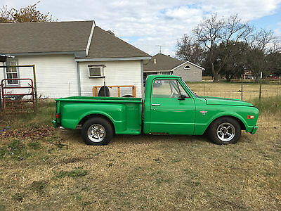 1968 Chevrolet C-10 Step Side 1968 Cheverolet C10 Step Side Pick Up