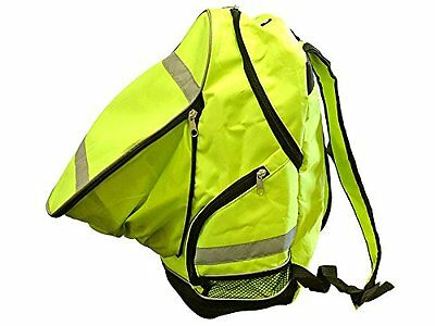 Scan WWBACKPKY High Visibility Back Pack - Yellow