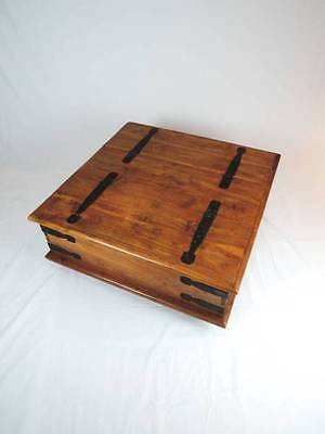 Rustic Double Sided Chest / Trunk / Coffee Table