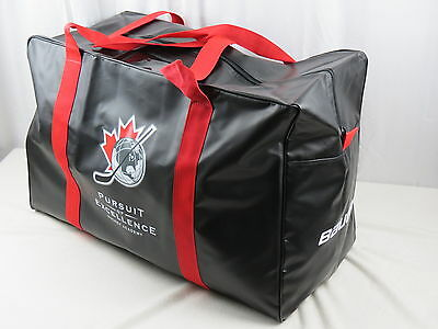 Pro 4orte Bauer Pursuit of Excellence Hockey Academy Player Equipment Bag Canada