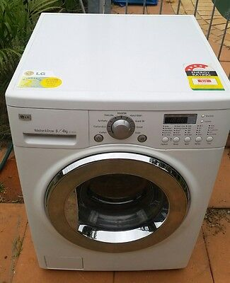 2. LG Combo 8/4kg washer/dryer washing machine front loader in great condition