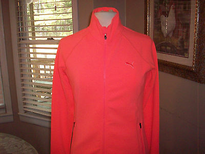 Womens Puma dry cell track jacket  jacket Sz S small NEW WITH TAGS