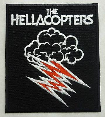 THE HELLACOPTERS embroidered patch Turbonegro Gluecifer Imperial State Electrics