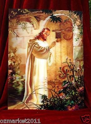 Catholic Church Portrait Jesus Christian Blessed Simple Art Painting Decoration