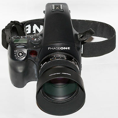 Phase One DF camera Body and Schneider Kreuznach 80mm 2.8 LS lens Great Shape