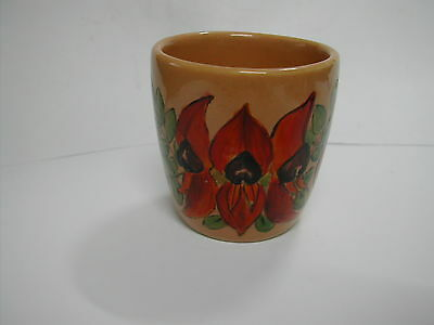 Wembley Ware Pottery Desert Pea Egg Cup