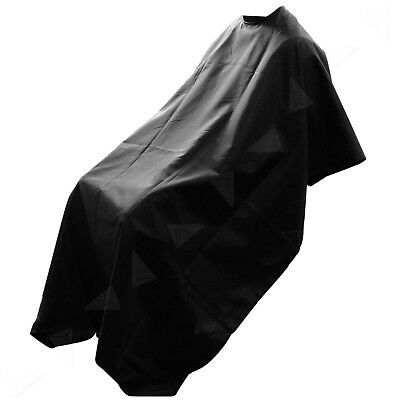 Salon Hair Cut Cutting Adult Hairdressing Gown Barbers Cape