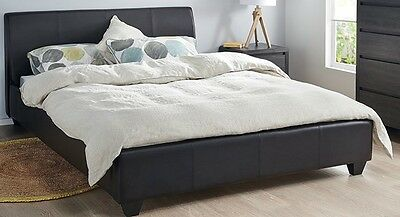Queen size Bravo bed frame and the mattress