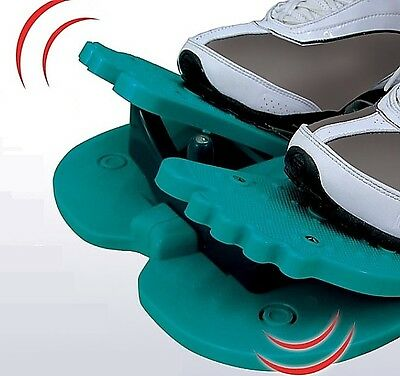 Sitting Stepper Increases Circulations Prevents Blood Clots Legs Exerciser