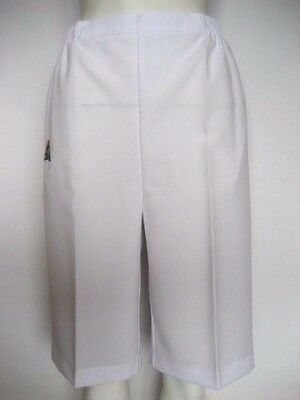 NEW! Domino Ladies White Shorts HALF PRICE CLEARANCE