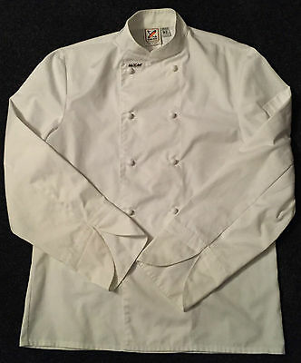 Club Chef Hospitality Cook White School Uniform Jacket & Hat Size 92cm
