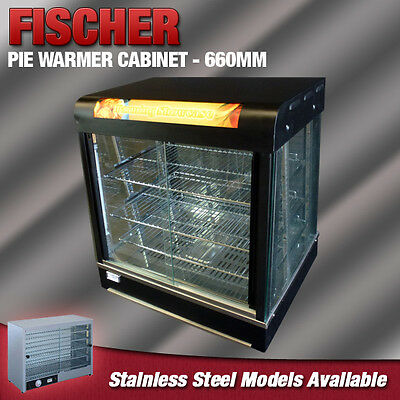 """brand New"" Commercial Food Pie Warmer Hot Display Showcase Cabinet 660Mm Pw809B"