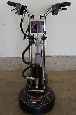 Rotovac 360i carpet extractor, carpet cleaning machine, floor cleaning equipment