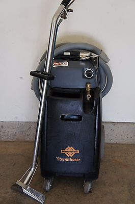 Diamondback Stormchaser carpet extractor upholstery cleaning machine