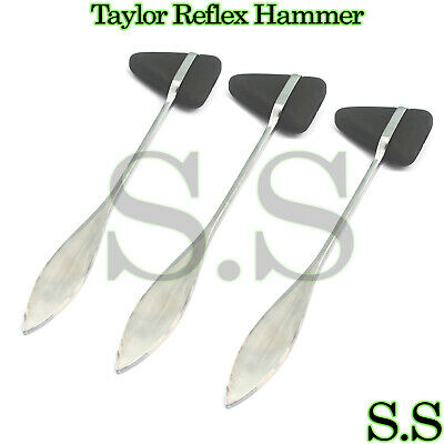 Taylor Percussion Tendon Neuro Reflex Hammer