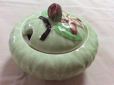 Carlton Ware Sugar Bowl Made In England