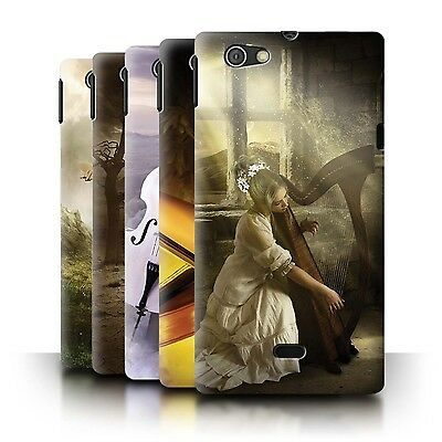 Official Elena Dudina Case for Sony Xperia Miro/ST23I /Solace of Music