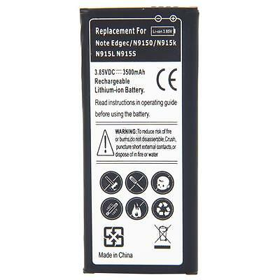 A+++ Replacement Extended 3500mAh Battery for Samsung Galaxy Note Edge SM-N915