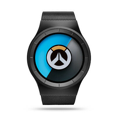 Overwatch Logo Cool Wrist Watch OW Touch Screen Waterproof Watch