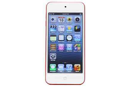 Official Apple iPod Touch 5th Gen Red 16GB *VGWC*+Warranty!!