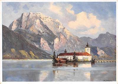 Schloss Orth bei Gmunden am Traunsee Lake Castle