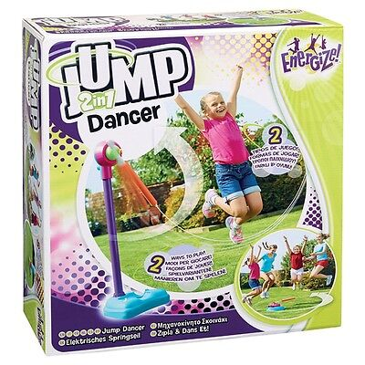 Energize Jump Dancer Automatic Skipping Rope Outdoor Kids Game