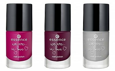 ESSENCE LE we are...in love nail polish ++Farbwahl++ NEU&OVP
