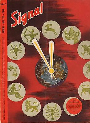 Electronic publication (PDF) Signal magazine No 17 from 1944 german edition