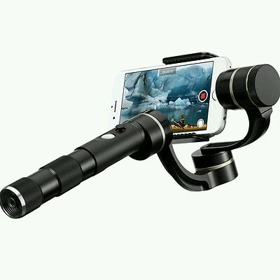 Feiyu Tech G4 Pro 3-Axis Handheld Stabilized Gimbal for iPhone, Android