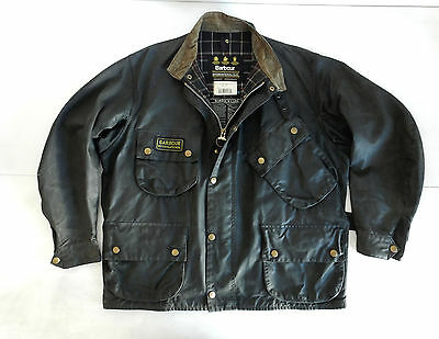 Barbour International  A7 Vintage Jacket Giacca