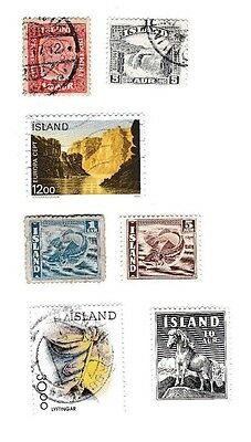 Iceland and Bechuanaland Protectorate