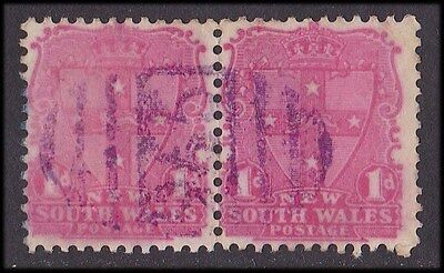 New South Wales : Postmark Numeral 965 of Bell (RRRR).
