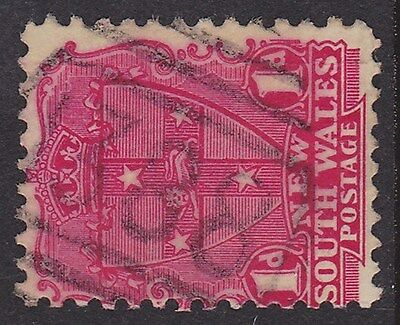 New South Wales Postmark : Numeral 1388 of Knorrit Flat (RRR).