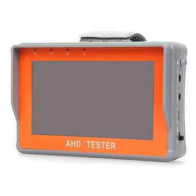 "Seesii 4.3""AHD&CVBS Analog Camera CCTV Security Tester LCD Monitor Video Audio W"