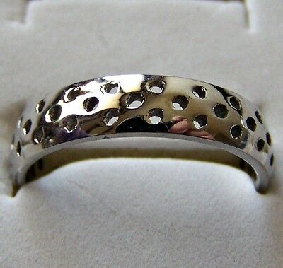 Size:9 ~ Stainless _ Steel  ~ Ring --- (Great_Christmas_Gift)
