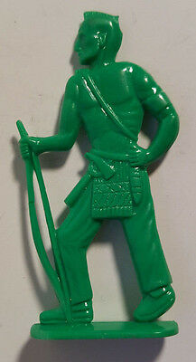 1949 Vintage Premium Cracker Jack Prize Toy Indian with Bow Stand Up