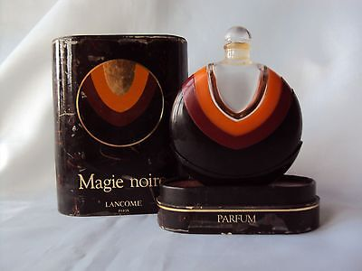 Lancome Magie Noire  Perfume Bottle Boxed And Rare