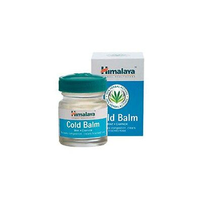 Himalaya Herbals Cold Balm 10 GM Bottle Cold Balm Pack of 5 Pcs UK