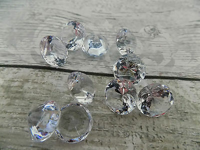 Large 20mm scatter table Decoration crystal Diamond Confetti