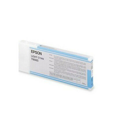 epson N27830M Light Cyan Ink Cartridge 220ML for Stylus Pro 4880