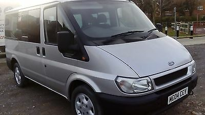 Ford Tourneo 9 seater 2004