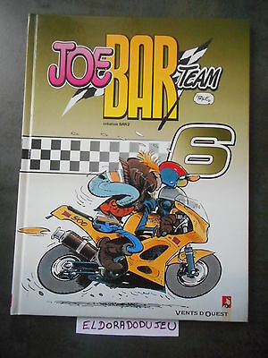 Eldoradodujeu > Bd - Joe Bar Team 6 - Vents D'ouest Eo 2004 Tbe