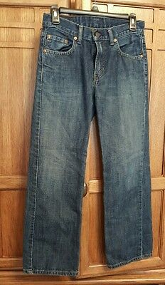Levis 550 youth jeans size 14