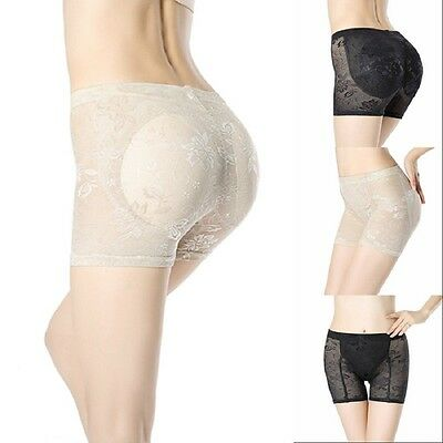 New Buttock Padded Underwear Bum Butt Lift Enhancer Brief shapewear pants UK